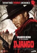 django - vestens hævner - 1966 - franco nero - DVD