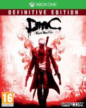 dmc: devil may cry - definitive edition - xbox one