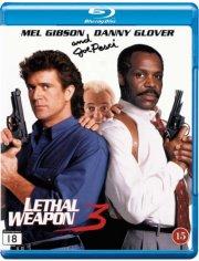 dødbringende våben 3 / lethal weapon 3 - Blu-Ray