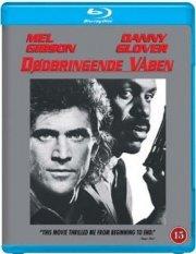 lethal weapon / dødbringende våben - 1987 - Blu-Ray