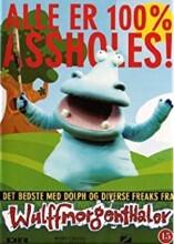dolph - alle er 100% assholes - DVD