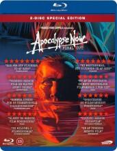 dommedag nu - final cut / apocalypse now - Blu-Ray