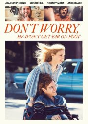 don't worry he wont get far on foot - Blu-Ray