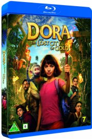 dora and the lost city of gold / dora the explorer movie - Blu-Ray