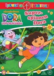 dora the explorer / dora udforskeren - superspionen dora - DVD