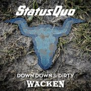 status quo - down down & dirty at wacken (lp + dvd) - Vinyl / LP