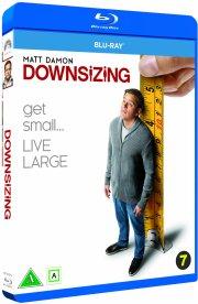 downsizing - 2017 - matt damon - Blu-Ray