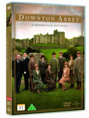 downton abbey - a moorland holiday - DVD