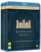 downton abbey blu-ray boks - collectors edition - Blu-Ray