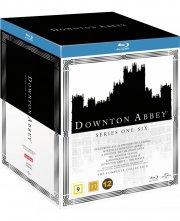 downton abbey - sæson 1-6 + 5 specials - Blu-Ray