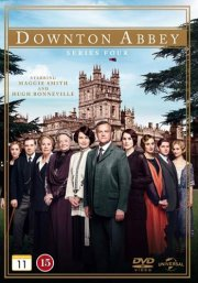 downton abbey - sæson 4 - DVD