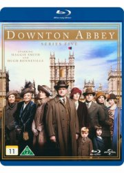 downton abbey - sæson 5 - Blu-Ray