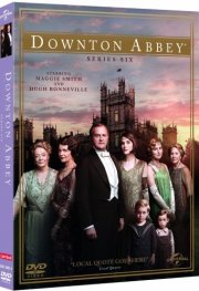 downton abbey - sæson 6 - DVD