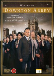 winter at downton abbey - winter special - DVD