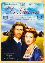 dr. quinn lille doktor på prærien / medicine woman - filmsamlingen - DVD