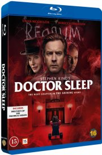 doctor sleep / doktor søvn - stephen king - Blu-Ray