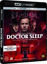 doctor sleep / doktor søvn - stephen king - 4k Ultra HD Blu-Ray