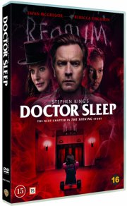 doctor sleep / doktor søvn - stephen king - DVD
