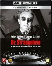 dr strangelove - 4k Ultra HD Blu-Ray