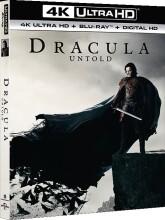 dracula untold - 4k Ultra HD Blu-Ray