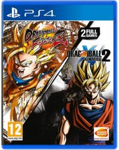 dragon ball fighterz + dragon ball xenoverse 2 - PS4
