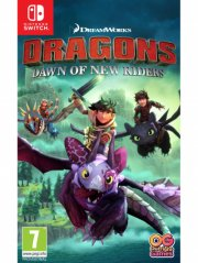 dragons dawn of new riders - Nintendo Switch