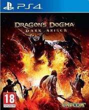 dragon's dogma: dark arisen remaster - PS4