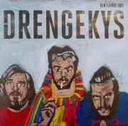 den fjerde væg - drengekys - Vinyl / LP