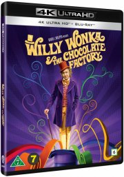 willy wonka and the chocolate factory - 4k Ultra HD Blu-Ray