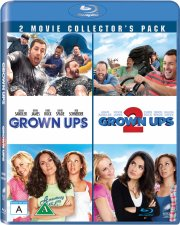 drengerøve 1-2 // grown ups 1-2 - Blu-Ray