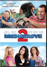 grown ups 2 / drengerøve 2 - DVD