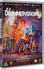 drømmebyggerne - DVD
