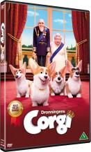 dronningens corgi / the queen's corgi - DVD