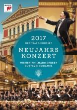 dudamel gustavo & wiener philharmoniker: neujahrskonzert 2017 / new years concert 2017 - DVD