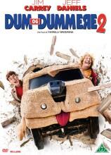 dum og dummere 2 / dumb and dumber - DVD