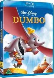 dumbo - 1941 - disney - Blu-Ray