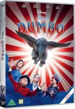 dumbo - 2019 - disney - DVD