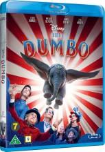 dumbo - 2019 - disney - Blu-Ray