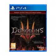 dungeons 3: complete edition - PS4