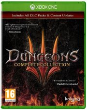dungeons 3: complete edition - xbox one