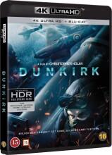 dunkirk - 4k Ultra HD Blu-Ray