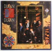duran duran - seven and the ragged tiger [original recording remastered] - cd