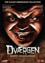 dværgen / the sinful dwarf - DVD