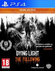 dying light: the following - enhanced edition - it - PS4