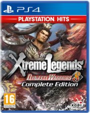 dynasty warriors 8: xtreme legends - complete edition (playstation hits) - PS4