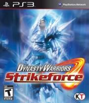 dynasty warriors: strikeforce - PS3