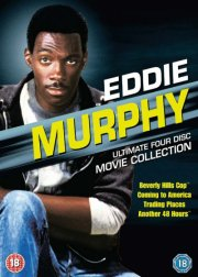 coming to america // beverly hills cop // trading places // another 48 hours - DVD