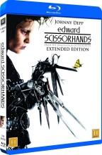 edward scissorhands / edward saksehånd - Blu-Ray