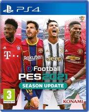 efootball pes 2021 season update - PS4