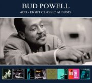 bud powell - eight classic albums - cd